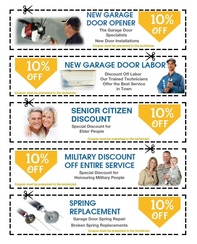 Coupons Usa Garage Doors Service Emergency Garage Door Repair